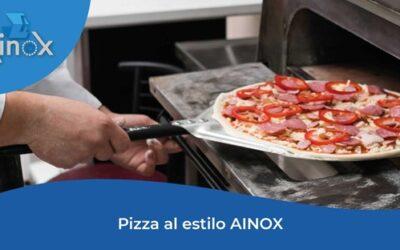 Receta para una BUENA pizza