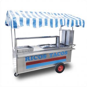 Carritos para hotdogs taqueros y más